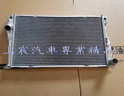 【上宸】寶馬 BMW E90 E92 335i N54 全鋁水箱 鋁製水箱 競技 鋁製 汽車 水箱