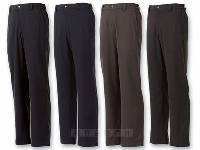 [4XL~5XL]荒野 wildland W1316 男彈性抗UV休閒長褲 工作褲 西裝褲 大尺碼 吸濕快乾/透氣