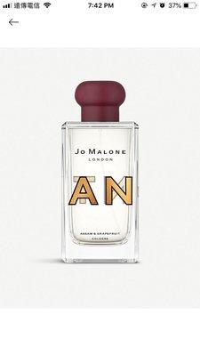 Flowerer. Sha Jo Malone 威士忌與雪松木 古龍水 香水