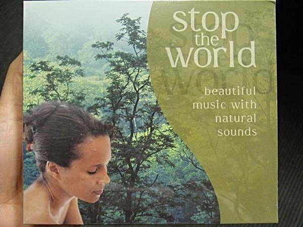 全新國外進口正版 CD 輕音樂集 - 【Stop the World】,低價起標無底價!免運費!