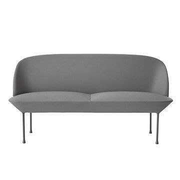 Luxury Life【預購】丹麥 Muuto Oslo Two Seater Sofa 歐斯諾 兩人沙發