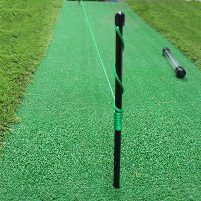 轻奢高爾夫推桿練習器初學者弧度練習器 推桿方向矯正配件防曲球用品小草