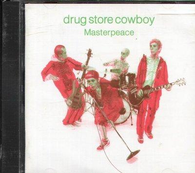 八八 - drug store cowboy - Masterpeace - 日版