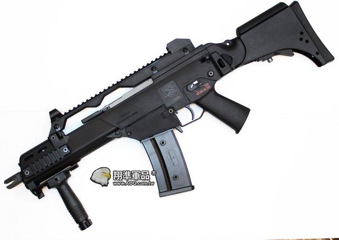 【翔準國際AOG】S&T C316CV EBB G36CV 黑色 電動槍 長槍 EBB DA-ST-G316