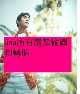 奇皇后』朱鎮模朱真模韓國絕版夏季服裝目錄廣告寫真b