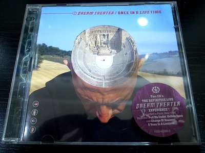 Dream Theater - 2CD LIVE Queensryche Symphony X Opeth Cynic