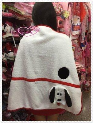 小公主日本精品 Hello Kitty《snoopy》史努比 毛毯 冷氣毯 毯子/車用毯/捲式毛毯 22509208