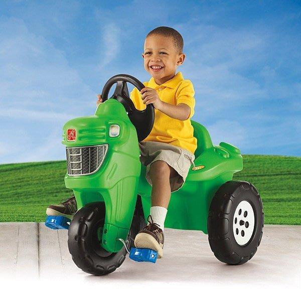 美國Step2農務車/腳行車 兒童乘騎.三輪車.學步車 ◎童心玩具1館◎