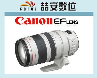《喆安數位》 CANON EF 28-300mm 3.5-5.6 L IS USM 旅遊鏡 一年保 平輸 #1