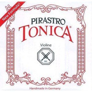 【華邑樂器17021】TONICA 小提琴弦組 1組4條(尼龍弦 PIRASTRO公司貨 另有DOMINANT) 高雄市