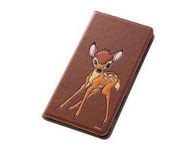 尼德斯Nydus~* 日本正版 Disney 迪士尼 小鹿斑比 翻頁式 手機殼 Sony Z3 座充對應ok