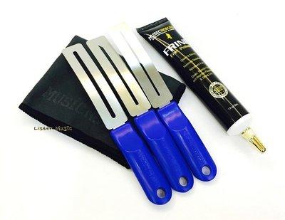 立昇樂器 Music Nomad MN124 銅條清潔套組 5件裝 FRINE Fret Polish Kit 公司貨