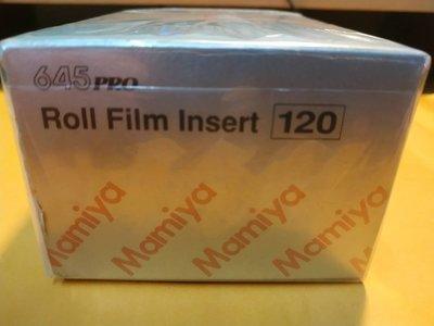 *兆華國際* Mamiya 645 120片夾 mamiya 645 pro roll film insert 120