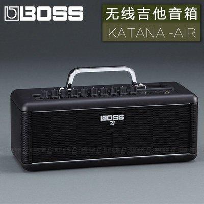 音域-BOSS羅蘭 KTN-AIR無線傳輸連接電吉他音箱KATANA藍牙便攜數字音響