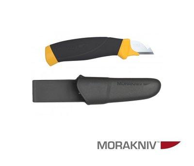 丹大戶外用品【MORAKNIV】瑞典 ELECTRICIAN 不鏽鋼專業電工刀 12201