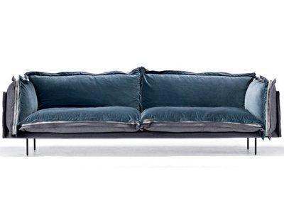 [米蘭諾家具]訂製款 複刻arketipo reverse經典沙發 完美複刻 工業風 設計師款 台灣製造