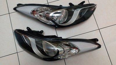 現代 ELANTRA 2012 13原廠型 晶鑽頭燈,尾燈,音響