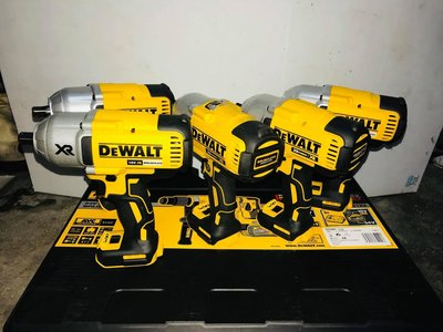 (二手中古外匯)9成新展示機 Dewalt DCF899  18V/20V  (平行輸入) 代購 下標前先詢問有無現貨