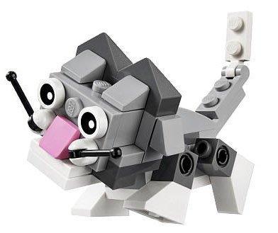 現貨【LEGO 樂高】全新正品 益智玩具 積木/ 創意系列 Creator: 貓咪 Kitten 30188 袋裝