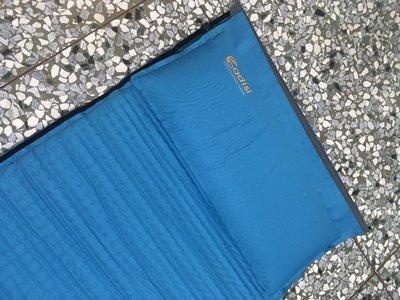 2手 ADISI H76PI-254V 5cm分離式枕頭睡墊 / 城市綠洲 (戶外、露營、床墊、睡墊) 4個現貨 8成新