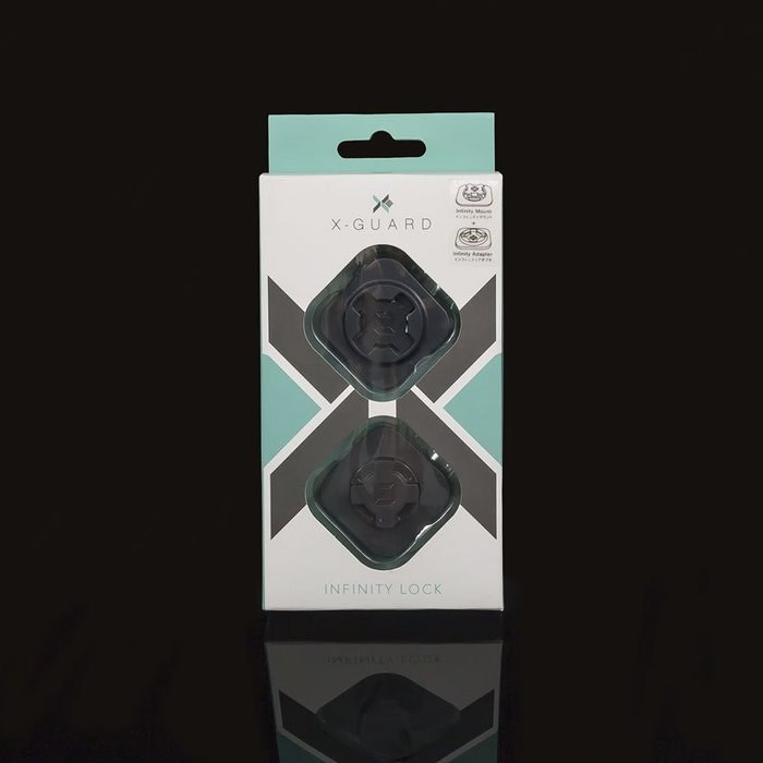 (I LOVE樂多)Intuitive-Cube X-Guard 無限公母扣萬用手機固定座 快拆