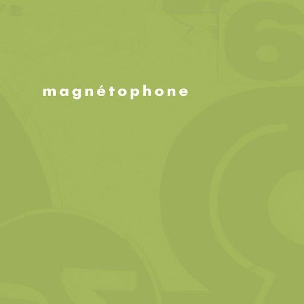 [狗肉貓]_Magnétophone _Kel's Vintage Thought _ LP
