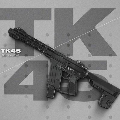 KWA RM4 Ronin TK.45 ERG 後座力系統 全金屬 電動槍