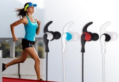 中性入耳式立體聲迷你藍芽 4.1雙耳運動耳機