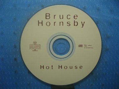 [無殼光碟]HQ  Bruce Hornsby  Hot House