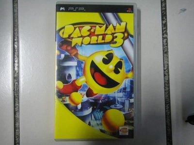 影音加油站-電玩遊戲(PSP遊戲片)PSP Pac Man World 3  美版/直購價660元/下標就賣