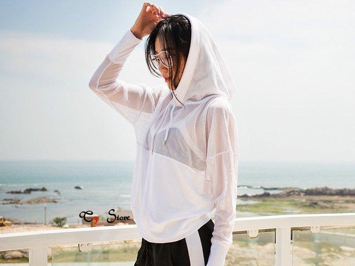 【T3】運動罩衫帽T 鏤空帽T 運動帽T 瑜伽罩衫 運動罩衫 女生 帽T 網狀罩衫 透氣 排汗速乾 健身跑步【BC01】