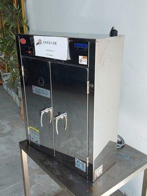 【三大餐飲設備館】二手桌上消毒燈箱~另有各式的餐飲設備出租~霜淇淋機~製冰機~爆米花機