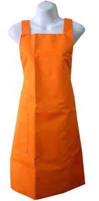 ☆°萊亞生活館 °圍裙 ~75041全短日式兩口袋圍裙。素色工作圍裙(有內裡) 高雄市