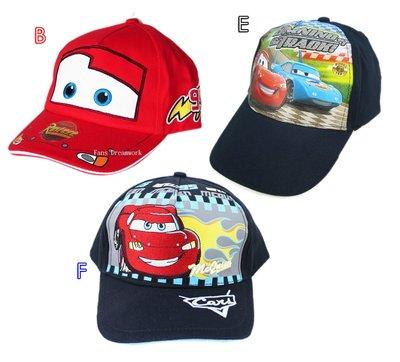 【卡漫迷】 CARS 帽子 二款選一 ...