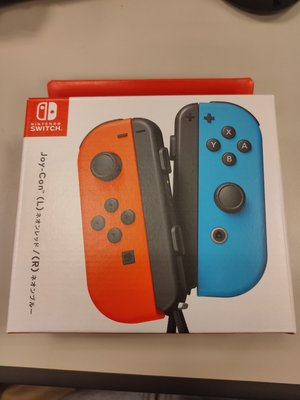 全新 Nintendo Switch NS Joy-Con JoyCon Joy Con 手把 搖桿 控制器 紅藍