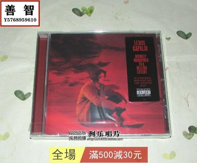 Lewis Capaldi Divinely Uninspired To A Hellish Extent CD CD 唱片 LP【善智】