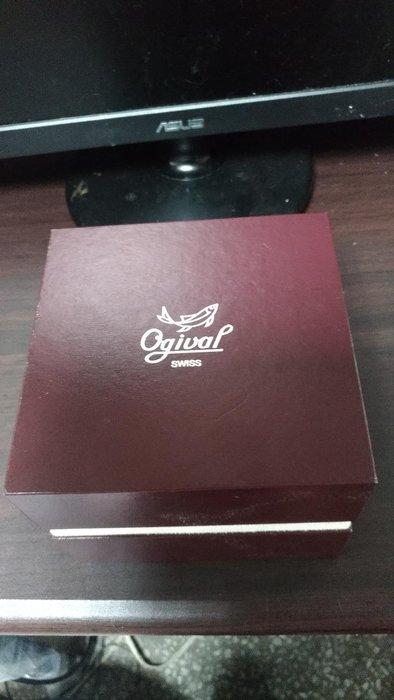 Ogival 瑞士愛其華錶盒