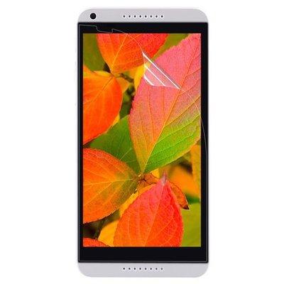 【妞妞♥3C】HTC Desire 828 EYE 820 816 610 600 700 亮面螢幕保護貼靜電吸附不殘膠