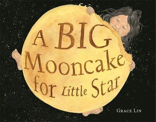 *小貝比的家*BIG MOONCAKE FOR LITTLE STAR/精裝/3~6歲/中秋節