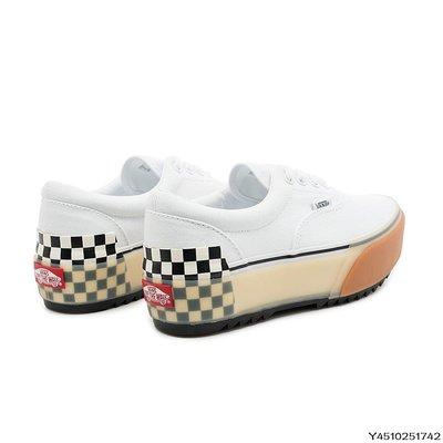 VANS UA ERA STACKED F20204 女慢跑休閒男女鞋
