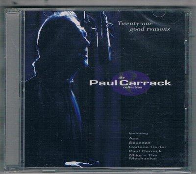 [鑫隆音樂]西洋CD-Paul Carrack:Twenty-One Good Reasons  { 8272212 }