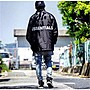 Giantmall Essentials COACH JACKET 黑/ 奶油...
