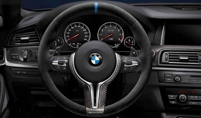 【樂駒】BMW 原廠 M Performance 方向盤 F15 F16 F85 F86 F26 F25 電子 系統