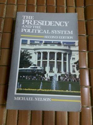 不二書店  THE PRESIDENCY AND THE POLITICAL SYSTEM by Nelson