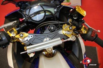 誠一機研 機車兄弟 十全 GP R3 防甩頭固定座 YZF-R3 YAMAHA 改裝 三葉 300 跑車