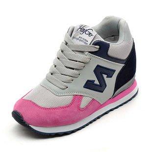 =WHITY= 韓國GRAMMI品牌 韓國製 心機內增高真皮潮人必備超美腿 顯瘦鞋 長腿細白  S3KR838