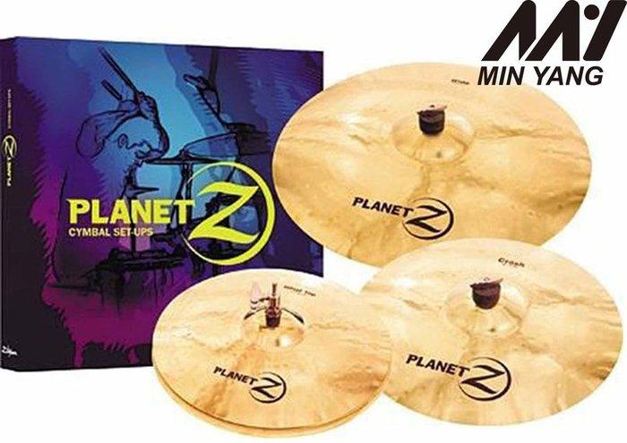 【民揚樂器】Zildjian planet Z4 爵士鼓銅鈸組