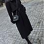 【特】韓國70%羊毛經典款拱針領外套【KR0315】-MISS MISA