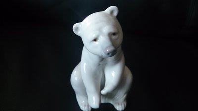 ❃A&EJ Studio❃西班牙 LLADRO 北極熊 編號#1208 issued 1972【一級品】