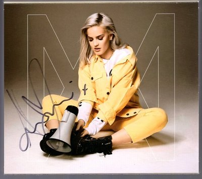 英版 簽名CD ANNE-MARIE 安瑪莉 SPEAK YOUR MIND ed sheeran s9